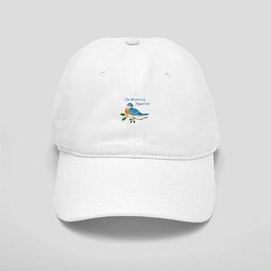 BLUEBIRD OF HAPPINESS Baseball Cap
