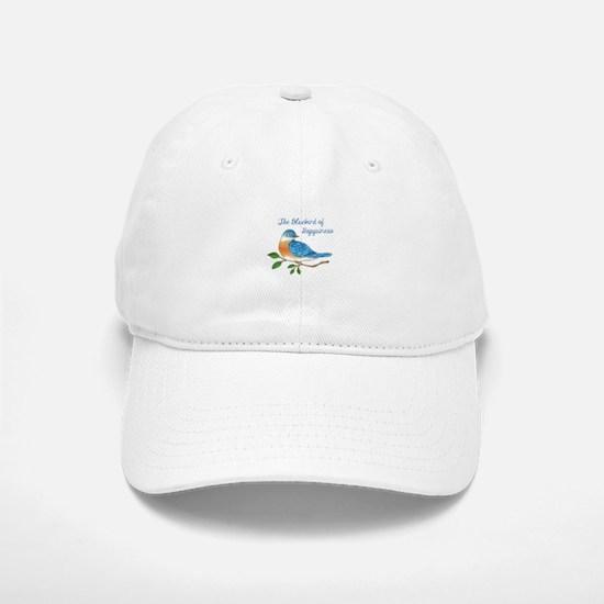 BLUEBIRD OF HAPPINESS Baseball Baseball Baseball Cap