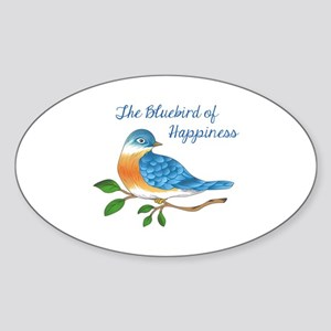 BLUEBIRD OF HAPPINESS Sticker