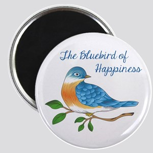 BLUEBIRD OF HAPPINESS Magnets