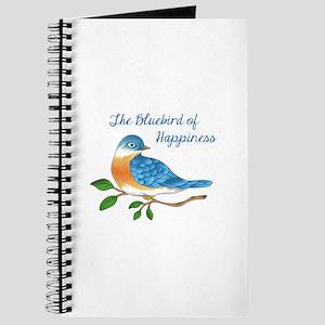 BLUEBIRD OF HAPPINESS Journal