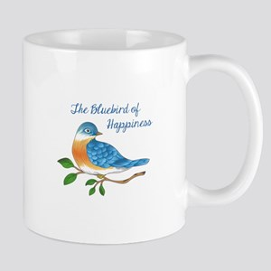 BLUEBIRD OF HAPPINESS Mugs