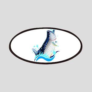 TARPON FISH Patches