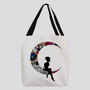 SUGAR LADY Polyester Tote Bag