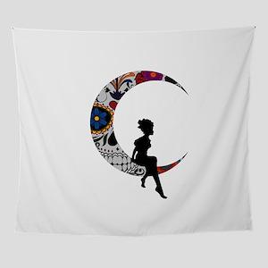 SUGAR LADY Wall Tapestry