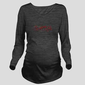 Tokyo Ghoul Logo Long Sleeve Maternity T-Shirt