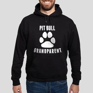 Pit Bull Grandparent Hoodie