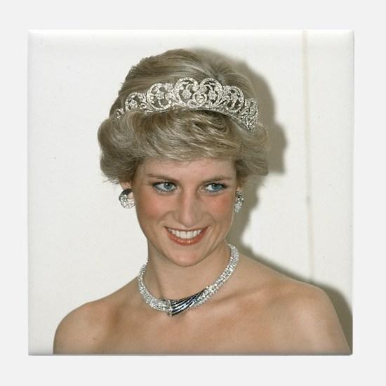 Stunning! HRH Princess Diana Tile Coaster