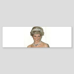 Stunning! HRH Princess Diana Bumper Sticker
