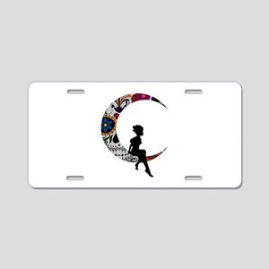 SUGAR LADY Aluminum License Plate