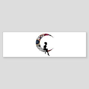 SUGAR LADY Bumper Sticker
