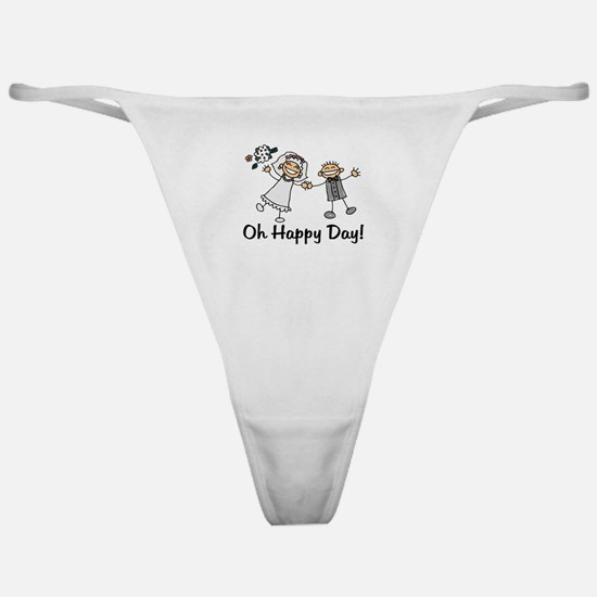 Oh Happy Day Classic Thong