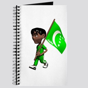 Comoros Boy Journal