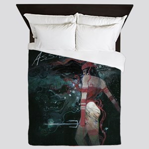 Elektra Assassin Queen Duvet