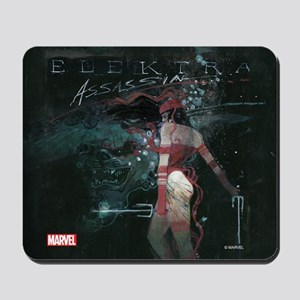 Elektra Assassin Mousepad