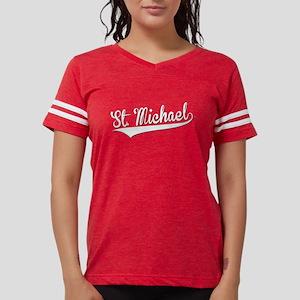 St. Michael, Retro, T-Shirt