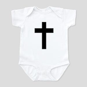 Christion Cross Infant Bodysuit