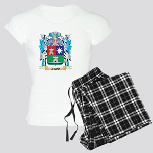 Junco Coat of Arms - Family Women's Light Pajamas