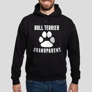 Bull Terrier Grandparent Hoodie