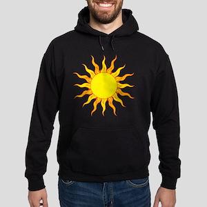 Grunge Sun Hoodie (dark)