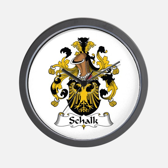 Schalk Wall Clock