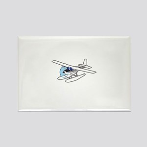 BUSH AIRPLANE Magnets