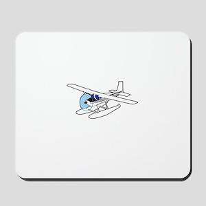 BUSH AIRPLANE Mousepad