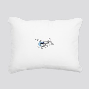 BUSH AIRPLANE Rectangular Canvas Pillow