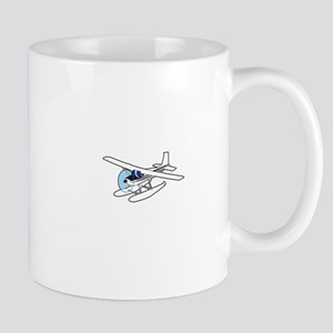 BUSH AIRPLANE Mugs