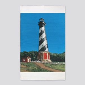 Cape Hatteras Lighthouse Area Rug