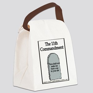 the 11th Canvas Lunch Bag
