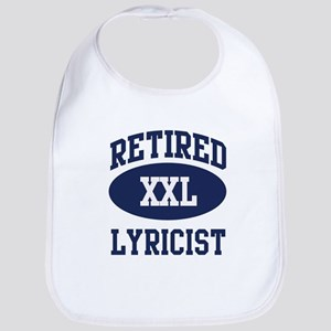 Retired Lyricist Bib