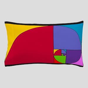 Pop Art Fibonacci Pillow Case