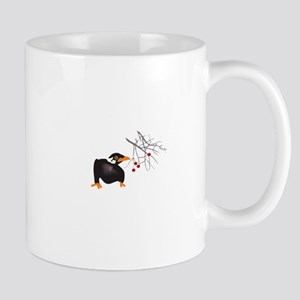BLACKBIRD AND BERRIES Mugs