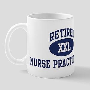Retired Nurse Practitioner Mug