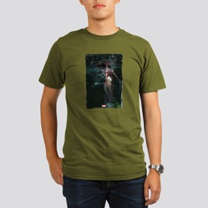 Elektra Assassin Organic Men's T-Shirt (dark)