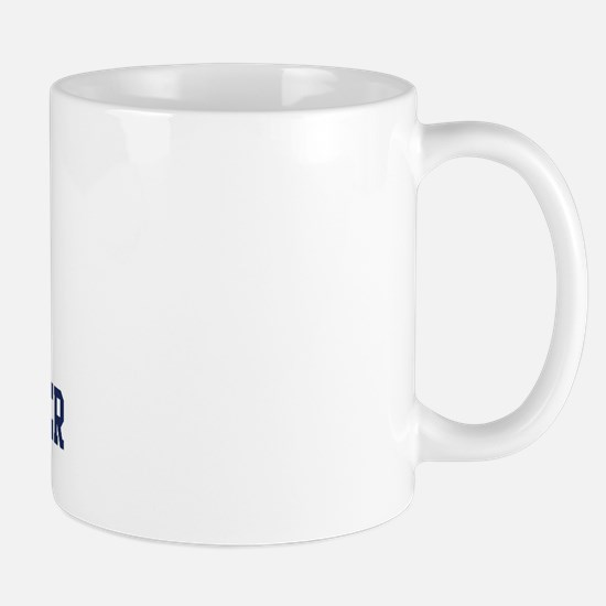 Retired History Teacher Mug