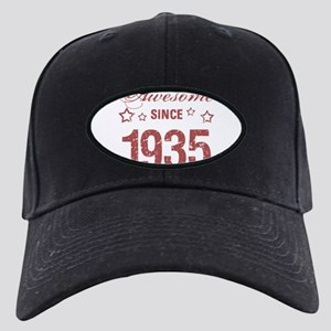 Awesome Since 1935 Black Cap