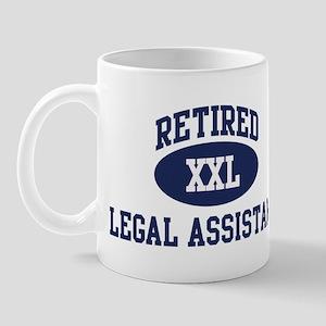 Retired Legal Assistant Mug