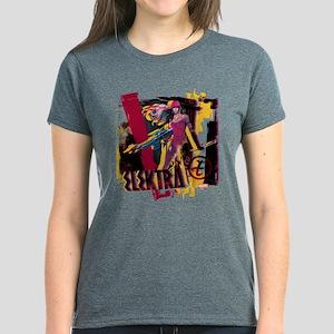 Elektra Graphic Women's Dark T-Shirt