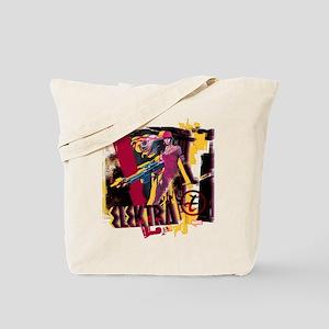 Elektra Graphic Tote Bag