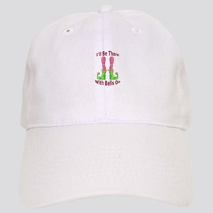 WITH BELLS ON Baseball Cap