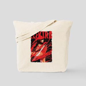 Elektra Dancing Tote Bag