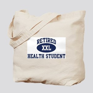 Retired Health Student Tote Bag