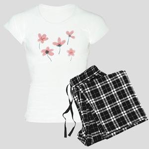 Soft Flower Women's Light Pajamas