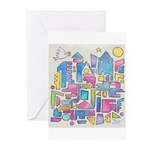 Peace in the City Greeting Cards (Pk of 10)