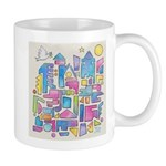 Peace in the City Mug