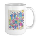 Peace in the City Large Mug