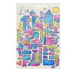 Peace In The City Postcards (package Of 8)