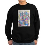 Peace in the City Sweatshirt (dark)
